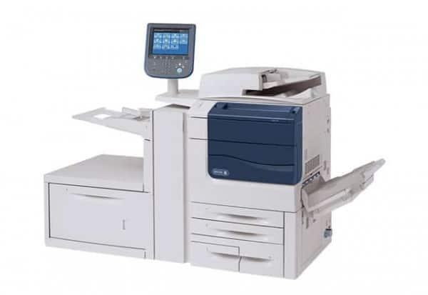 Stampante digitale a colori Xerox 550/560/570